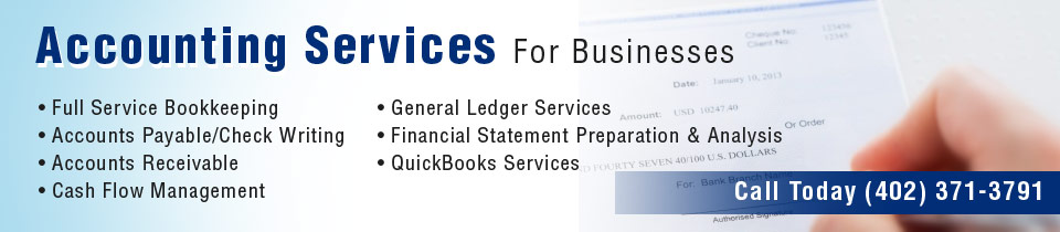 Accounting Services in Norfolk NE